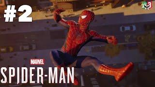 Spiderman PS4-La patrulla araña #2 (Con Dick y Gukki)