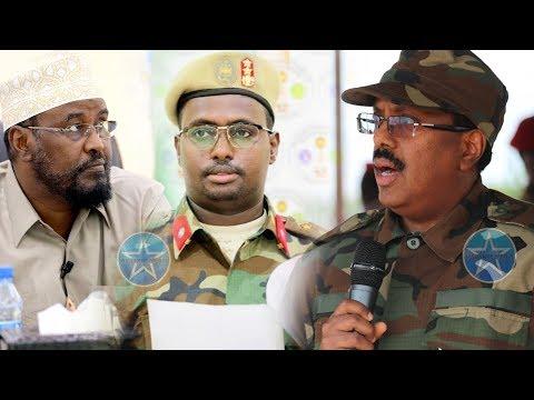 DEG DEG Dowlada Somalia Oo Kudhowaaqday Siyaasin Badan Oo Sharciga Lahorkeenaayo Maxkamadna Lasaaraa