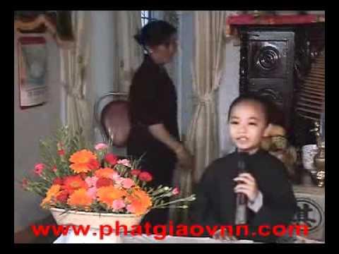 phatgiaovnn.com đạo hữu như ý giảng chữ hiếu trong phật giáo hòa hảo