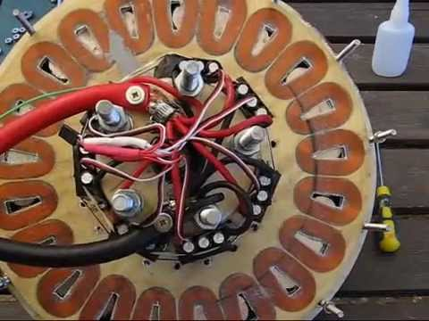 Build your own electric motor - Amazing DIY projects