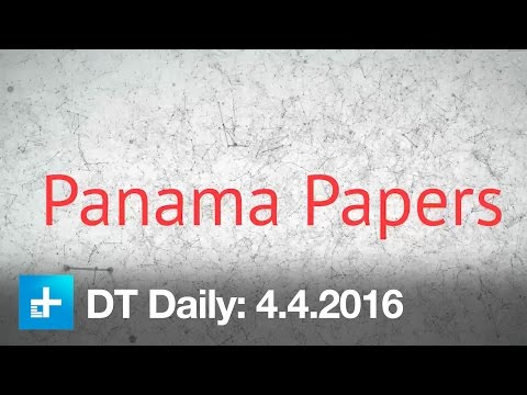 Panama Papers data leak shines light on elite's money moves