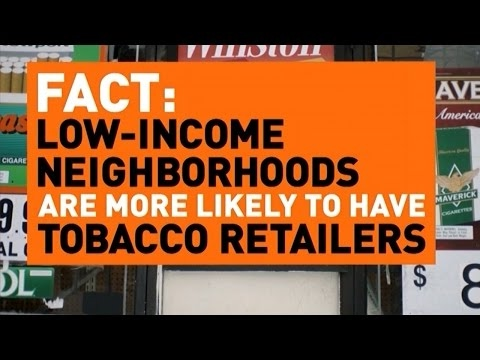 Are Big Tobacco Companies Targeting Low Income Areas?  | TMZ Live