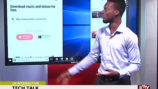 How to download videos from YouTube and other sites - Joy News Interactive (18-4-18)