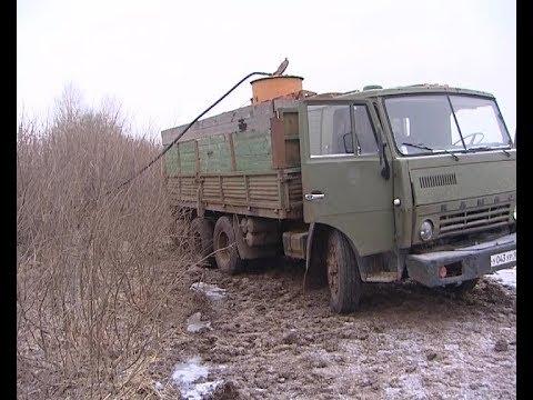 В Башкортостане с поличным задержали подозреваемых в краже нефти из трубопровода