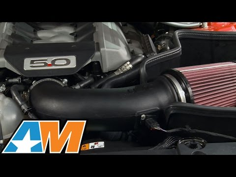 2015-2017 Mustang JLT Cold Air Intake & SCT X4 Tuner w/ VMP Tunes (GT) Review & Install