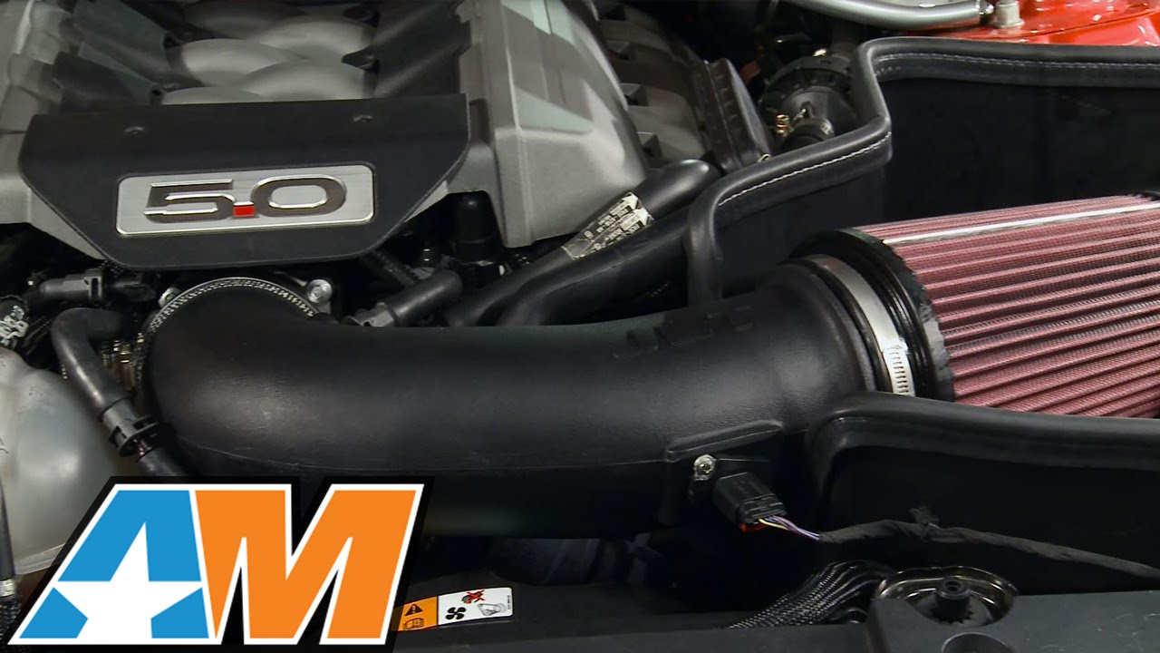 2015-2017 Mustang JLT Cold Air Intake & SCT X4 Tuner w/ VMP Tunes