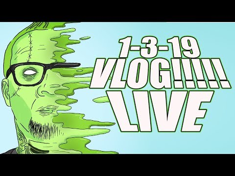 VLOG!! 1-3-19  Welcome To 2019 : TONS Of Vape Mail : New Monarch