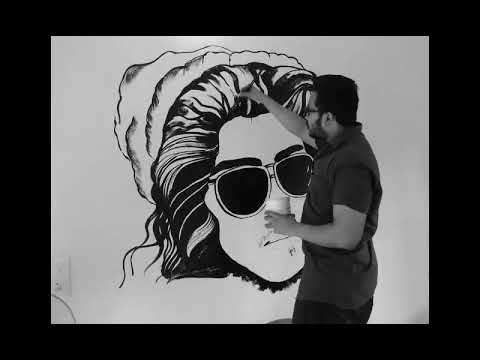Prajil Kalliasseri Art | My creative works | Bangalore Wall Art