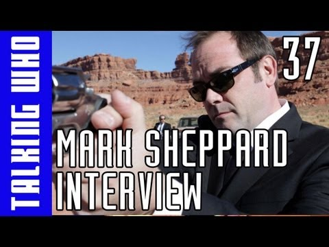 Mark Sheppard Exclusive Interview talks about Doctor Who, Canton & Deleted Scene | Talking Who 37