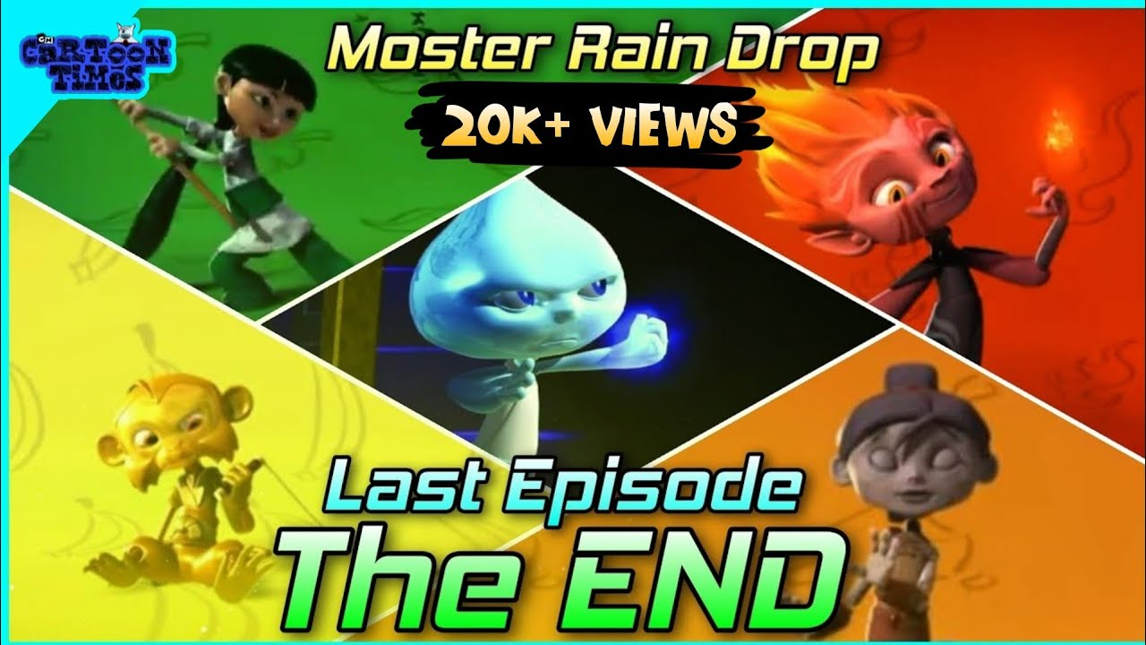 Download Master Raindrop Last Episode in TAMIL | Ep-26 | The END | Cartoon Times | CT