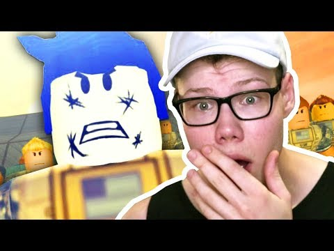 REACTING to THE LAST GUEST 3 (The Uprising) | A Sad Roblox Movie