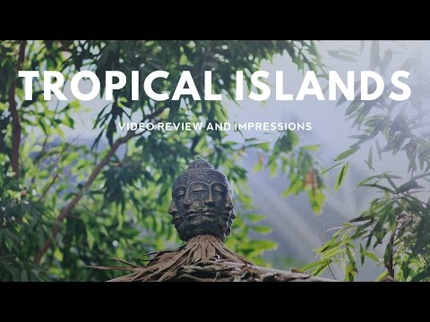 TRAVEL | TROPICAL ISLAND REVIEW