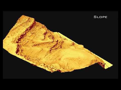 Canyon Mapping LiDAR animation