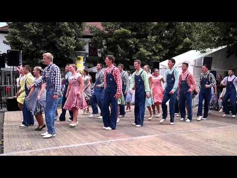 Traditional Folk Dances USA  -  I. R. M. E. ( Idaho )