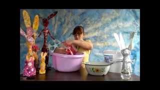 уроки папье-маше Татьяны Молодой - урок №2