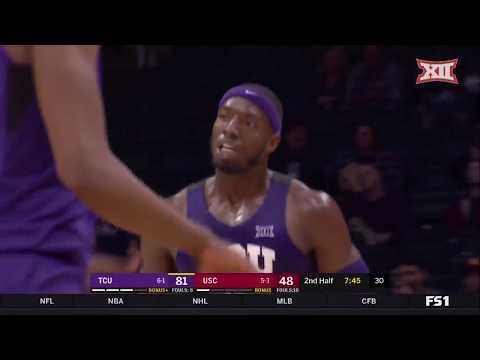 Southern California vs TCU Men's Basketball Highlights