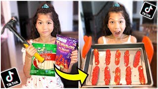 We TESTED Viral TikTok Cooking Life Hacks!! **THEY WORKED**