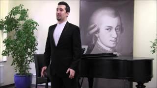 Dariusz Perczak: Vies taber spit (Rachmaninov)
