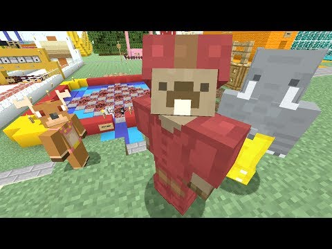 Minecraft Xbox - Fire And Water [528]