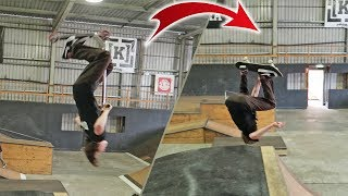 WHEN SKATERS TALK SH*T...I DO THIS!
