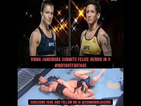 Felice Herrig hoped to come-back at UFC 252 against Virna