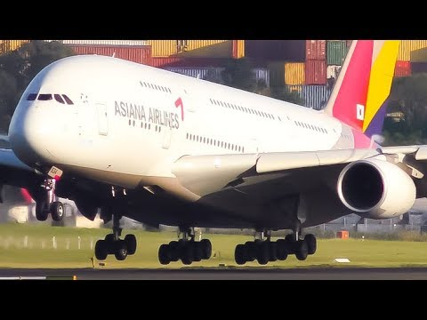 20 LANDINGS In 10 MINUTES | 747 787 A380 | Sydney Airport Plane Spotting