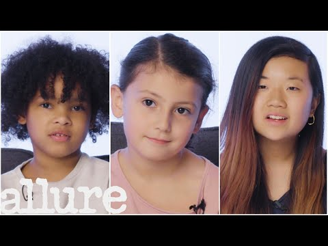 Girls Ages 518 Talk About What Beauty Means to Them | Allure