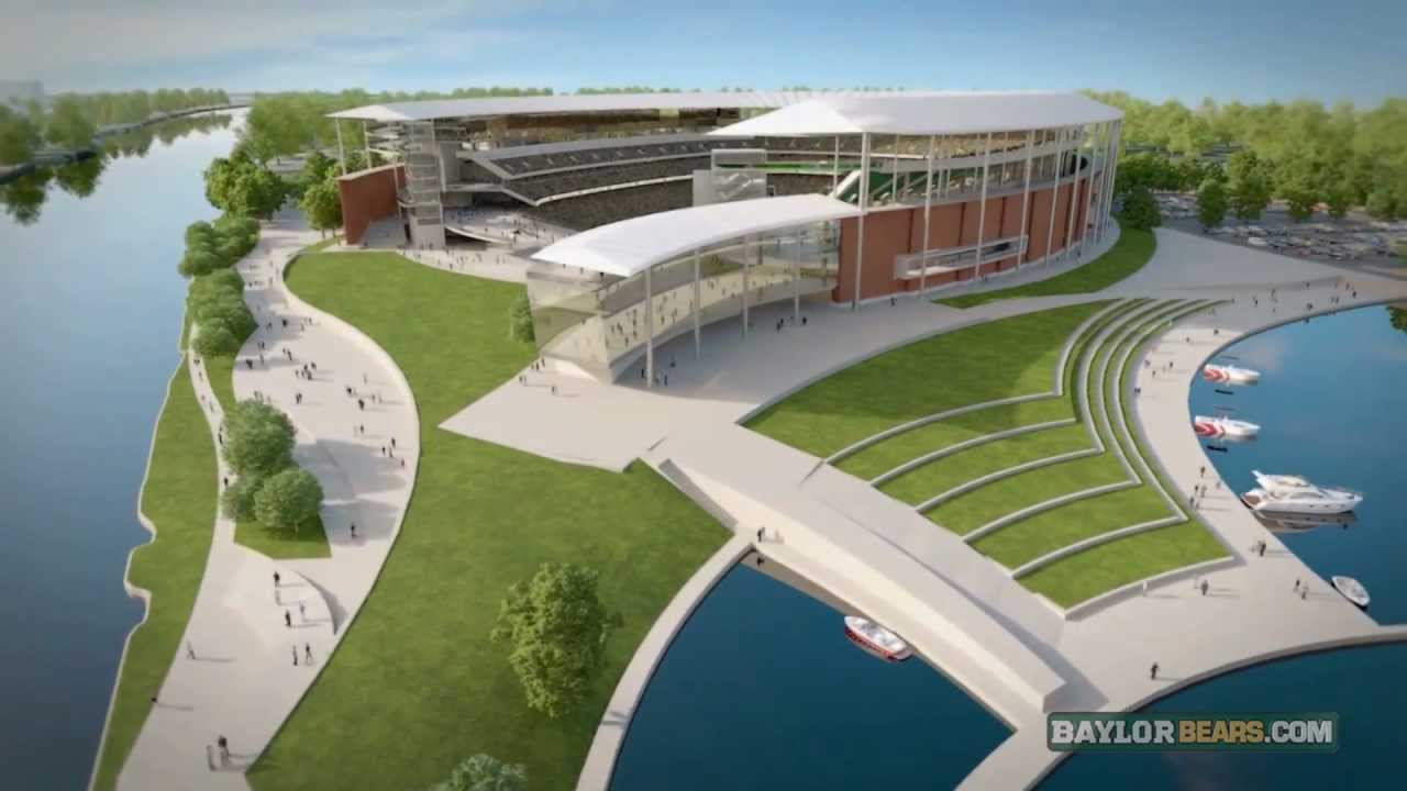 Baylor Football Stadium Update March 17th