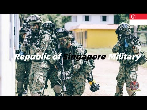 Republic of Singapore Armed forces 2020 • 新加坡武裝部隊