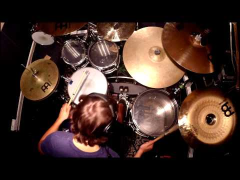 Mike Malyan - 'The Seeker' by Benevolent - Drum Cover