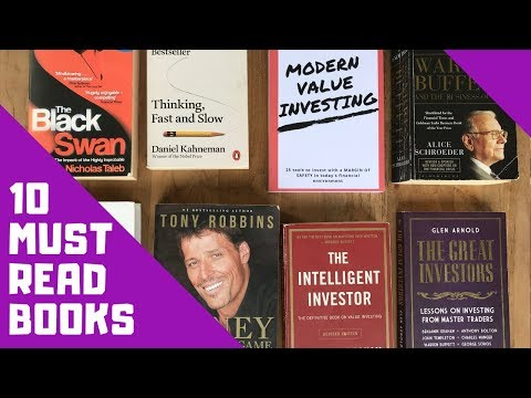 STOCK MARKET INVESTING BOOKS - BEGINNERS AND PROS MUST READS Mp3