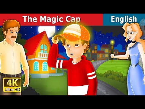 The Magic Cap Story In English  | Bedtime Stories | English Fairy Tales