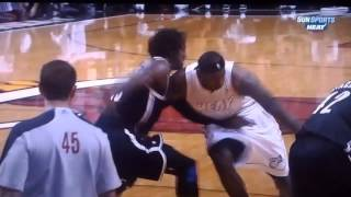 Gerald Wallace Flop That Got Him Fined By the NBA thumbnail