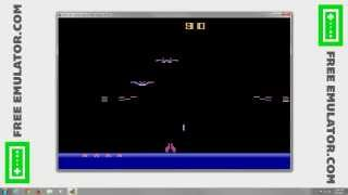 Stella Emulator 3.9.2 | Demon Attack [1080p HD] | Atari 2600