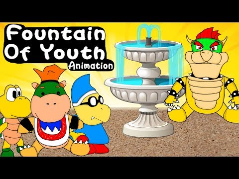 SML Movie: Fountain Of Youth! Animation