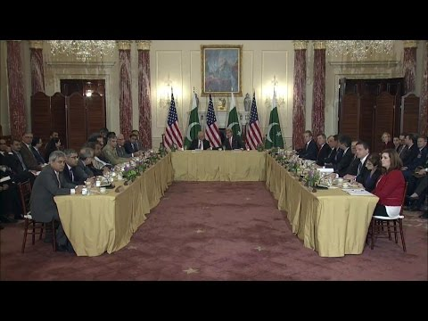 U.S. - Pakistan Strategic Dialogue