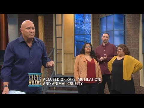"""You Beat Them!?"" (The Steve Wilkos Show)"