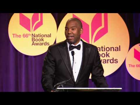 2015 NBA Non-Fiction Award Winner: Ta-Nehisi Coates (Full Speech)
