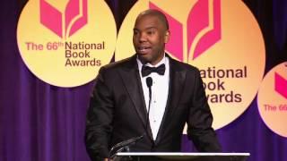 2015 NBA Non-Fiction Award Winner: Ta-Nehisi Coates (Full Speech)