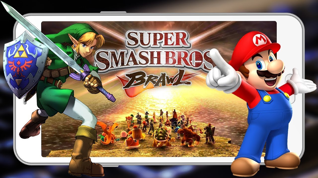 Super smash bros brawl apk | Super Smash Bros Melee apk Android +