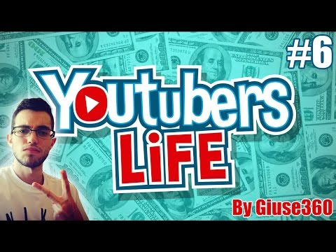 MI CHIUDONO IL CANALE?! - Youtubers Life #6 [By Giuse360]