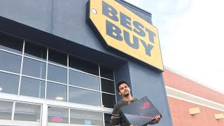 A Visit to Best Buy Gaming section in America🇺🇸 || Great Place for Gamers ||