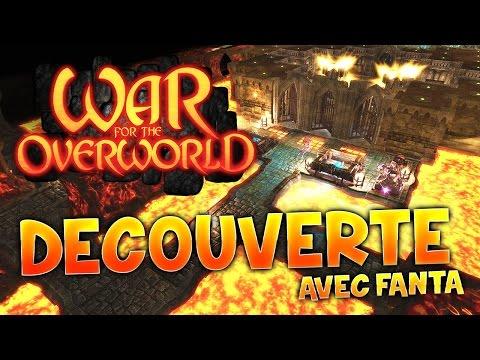 DECOUVERTE : War for the Overworld - Digne héritier de Dungeon Keeper