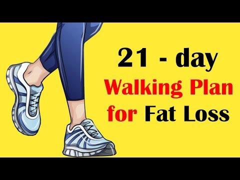 4-Week Walking Plan To Lose Weight