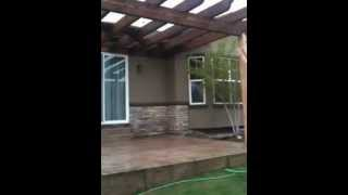 Building A Cedar Pergola How To Build A Pergola Part 1