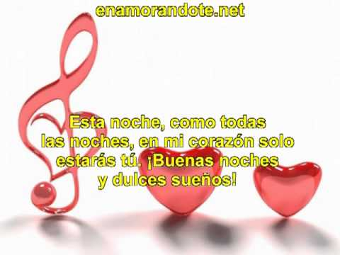 Palabras De Buenas Noches De Amor Lindas Palabras De Buenas Noches