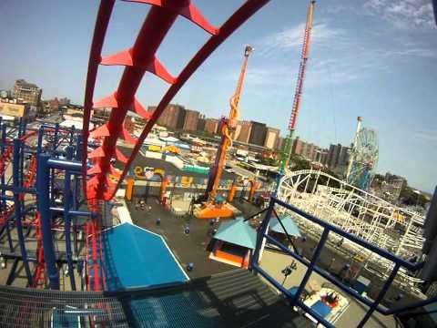 Soaring Eagle - Coney Island 2011