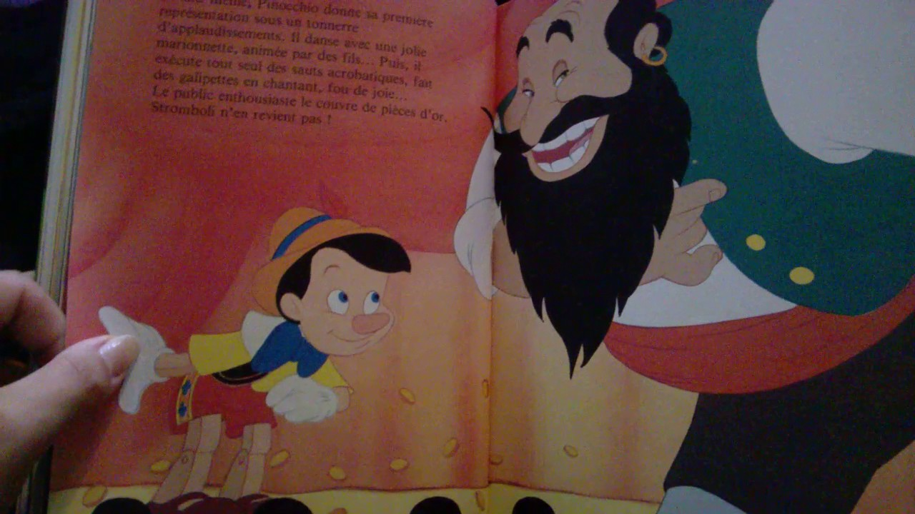 Disney S Piniccho By Terry