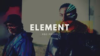 Orelsan ft. Damso type beat - ELEMENT ( Prod. by RBO)