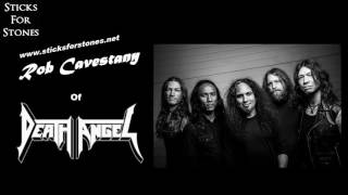 INTERVIEW: Rob Cavestany (DEATH ANGEL)